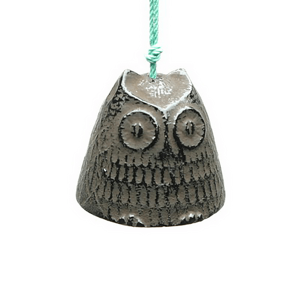 Wind Chime Brown Owl-S
