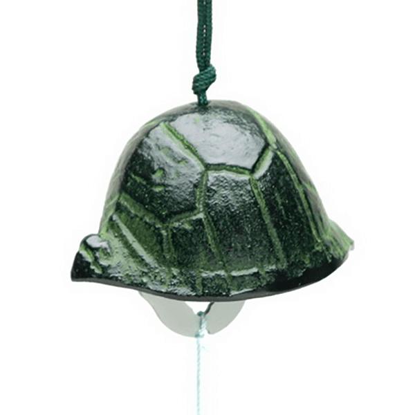 Windchime Green Turtle