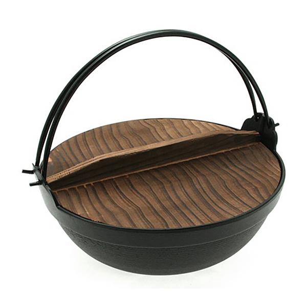 Cast Iron Furusato Pot Iwachu
